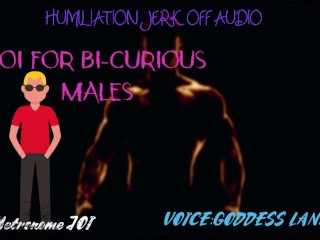 JOI for Bi-Curious Males